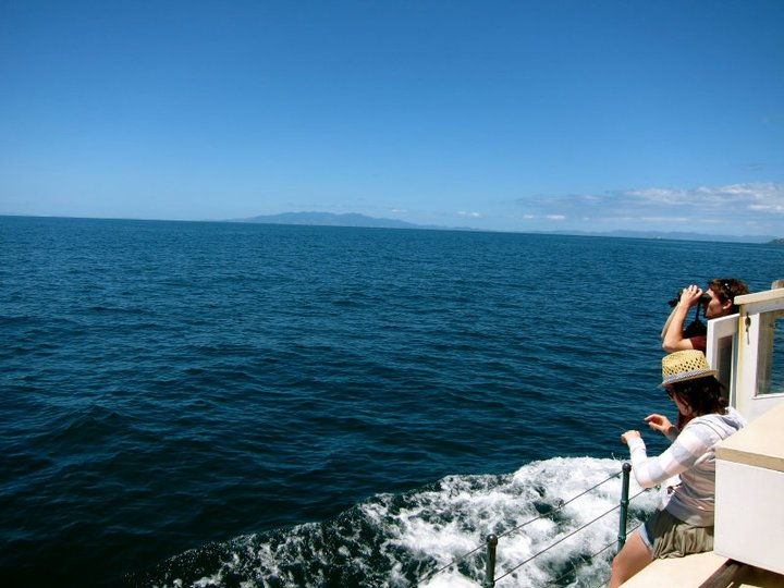 Marine Mammal Lookout, Blue Planet Marine, Detecting And Tracking Small Vessels In Torres Strait, Australia