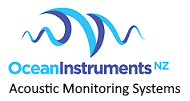 Ocean Instrument Logo, Data Analysis Services